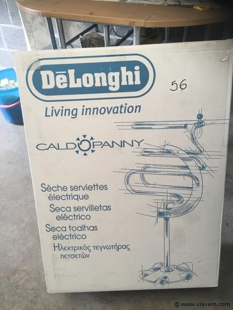 Handdoekdroger