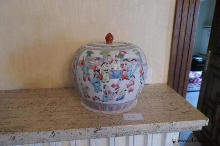 Japanse gemberpot