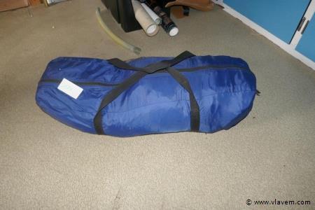 Tent in zak