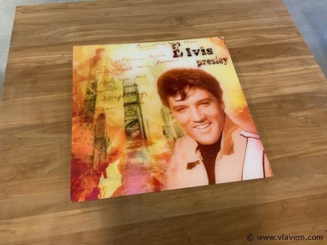 Elvis presley plexi kader