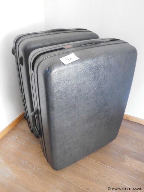 2 samsonite reiskoffers