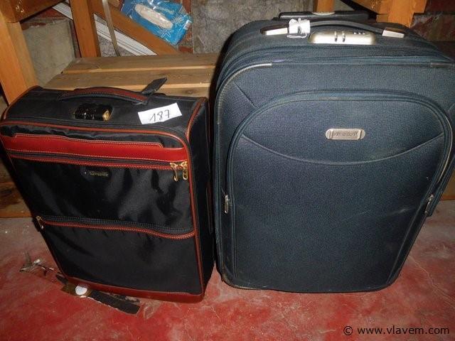 2 reiskoffers