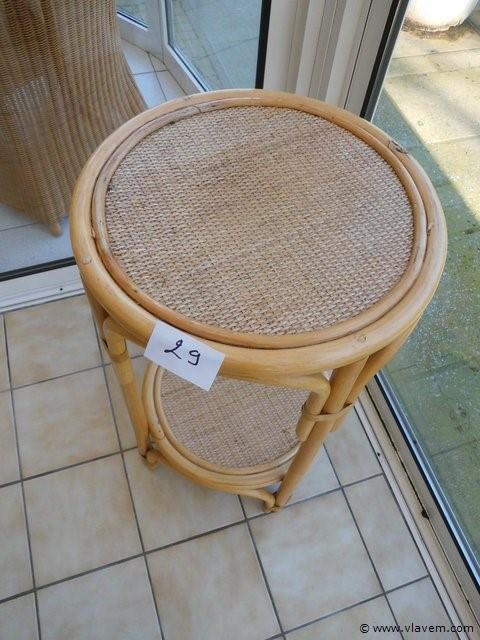 plantenstaander bamboo