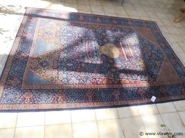 Hand made oriental tapijt