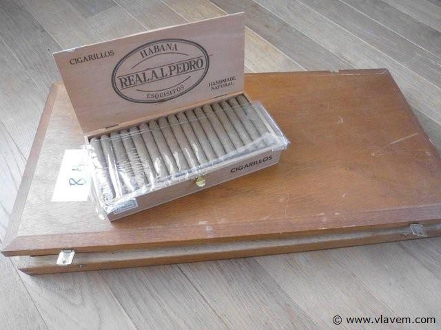 lege sigarendoos