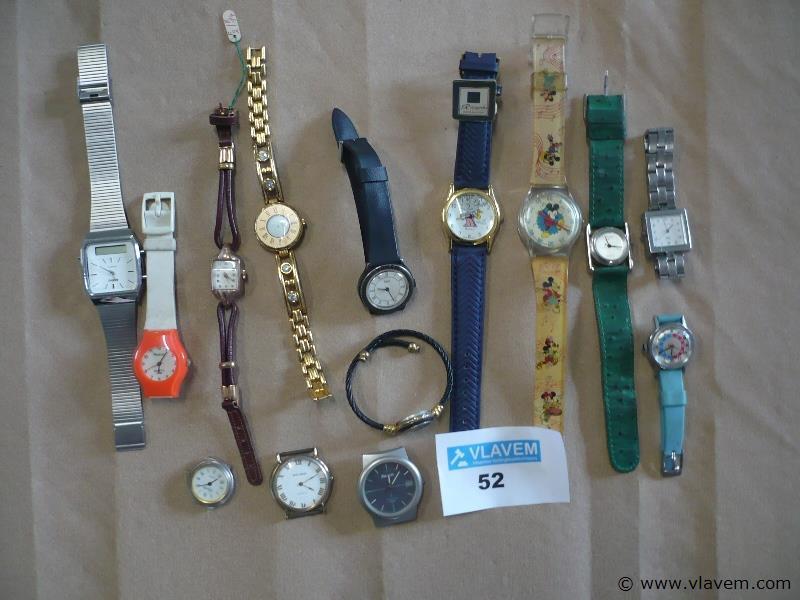 lot horloges