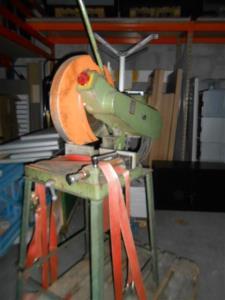 afkortzaag metaal fab Eisele type FDR90L