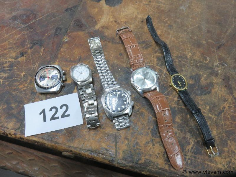 Oude horloges
