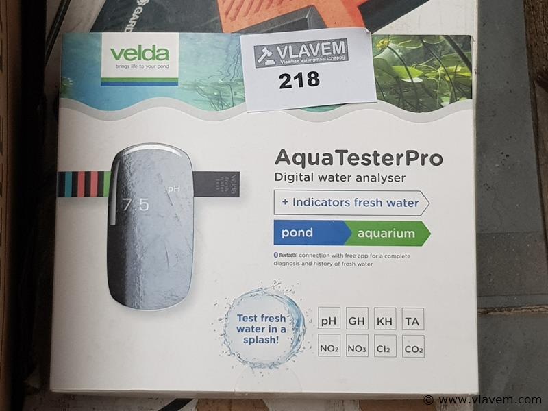 Watertester