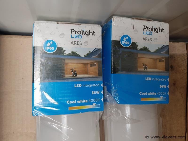 LED verlcihting
