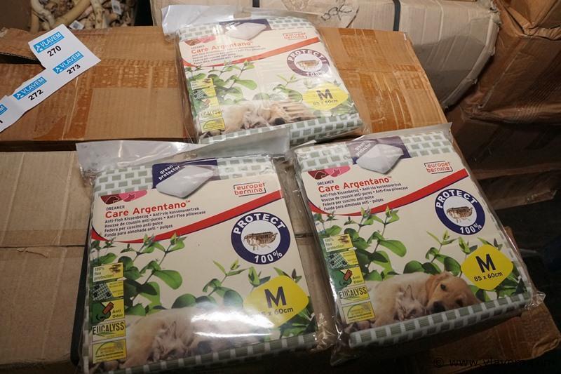 Antivlooienkussenovertrek voor hondenkussens