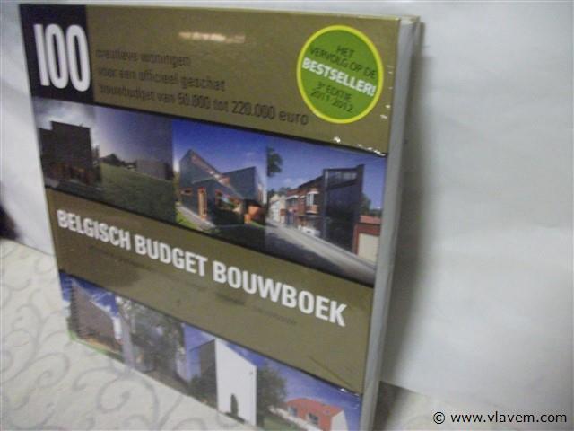 Belgisch budget bouwboeken