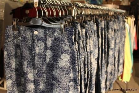 95 dames jeans rokjes en jackets,