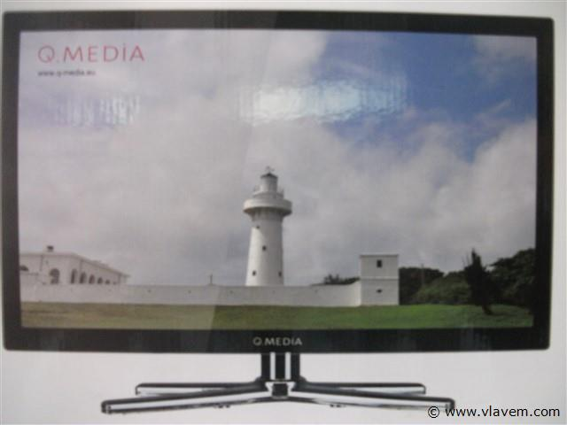 led tv 55 cm(nieuw)