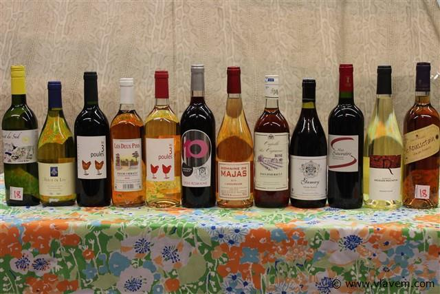 12 flessen wijn assortie,