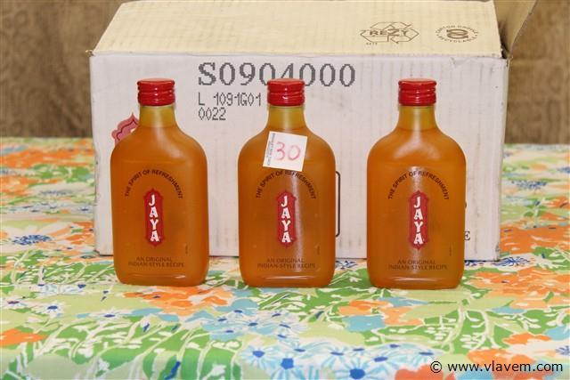 24x200ml java mango likeur 20 % alc,