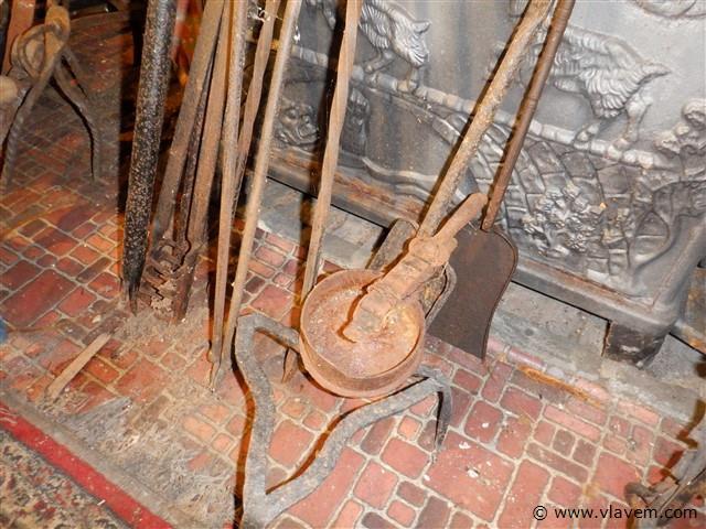 antiek gereedschap