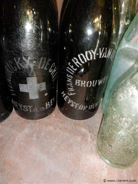 oude flessen