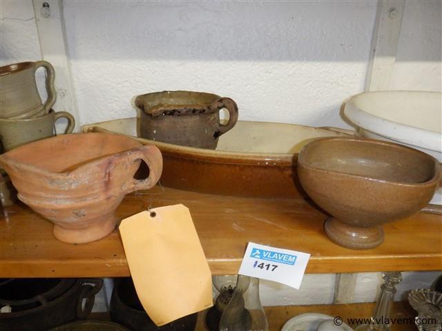 partij aardewerk