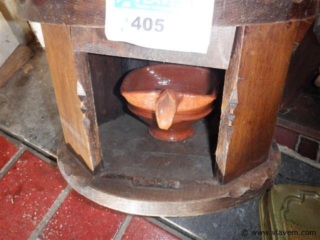 voetverwarmer