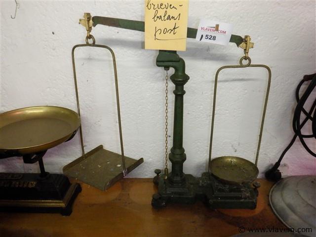 brievenweegschaal