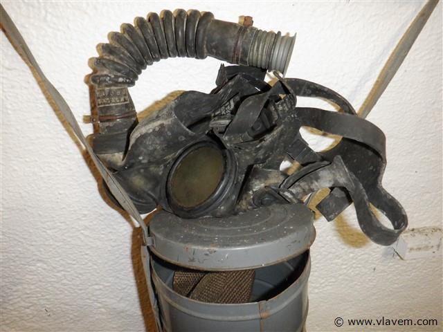 gasmasker(v)