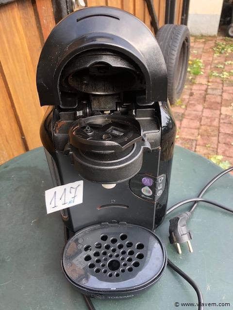 Nespresso koffiemachine