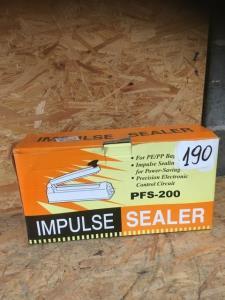 Sealer
