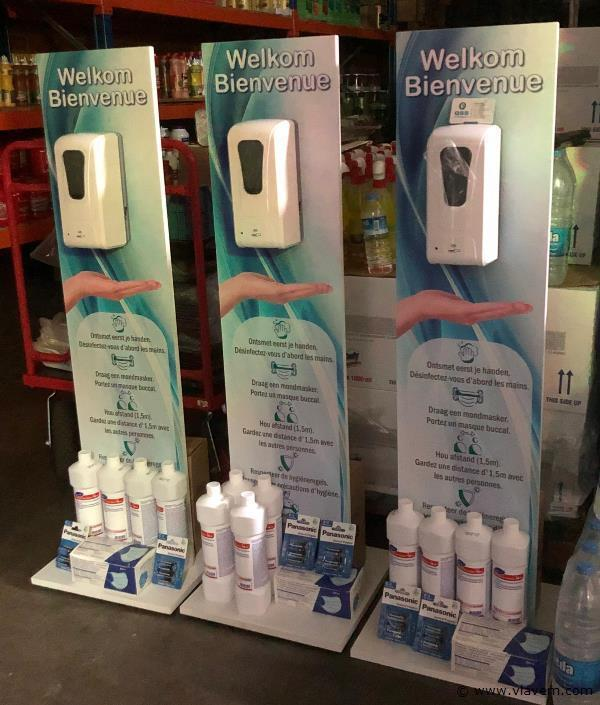 Spray dispenser
