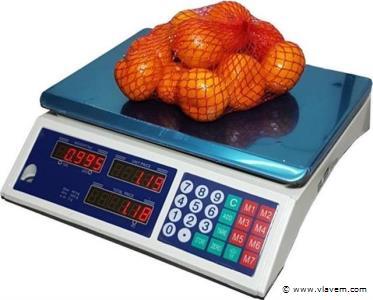 Digitale horeca weegschaal 40kg