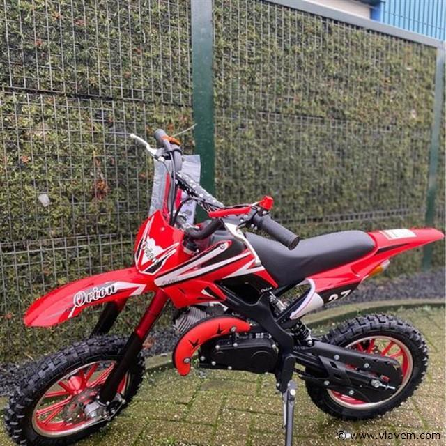 Mini bike rood