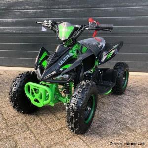 Kinderquad groen 49cc