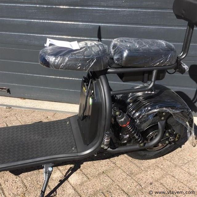 Bigwheel scooter 1000W