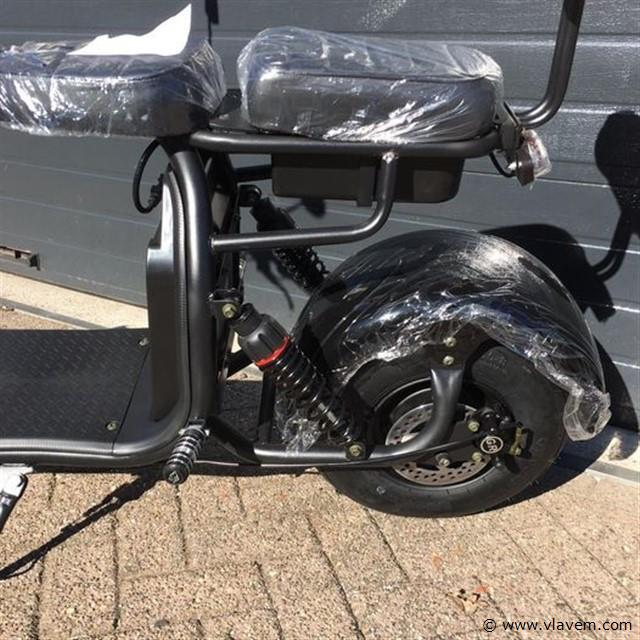 Bigwheel scooter 1500W