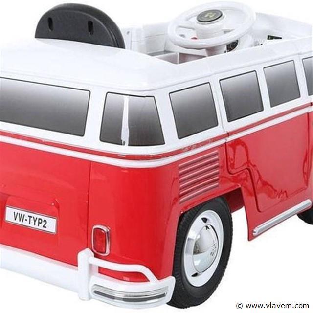 Volkswagen bus accuvoertuig