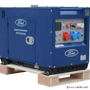 Ford diesel aggregaat