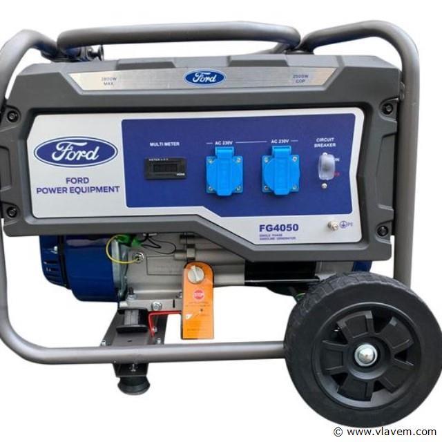 Ford benzine aggregaat