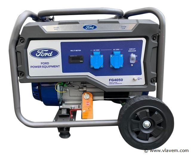 Benzine Aggregaat