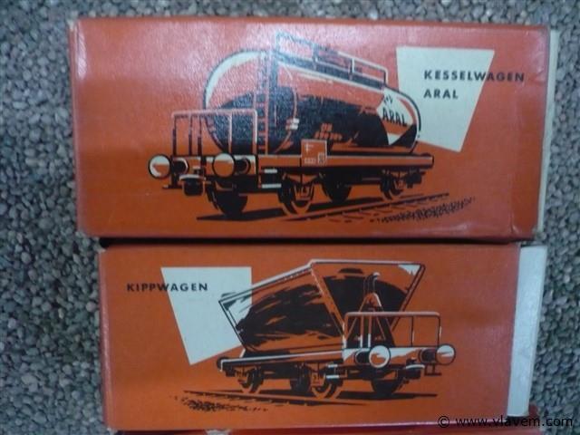 Marklin wagons