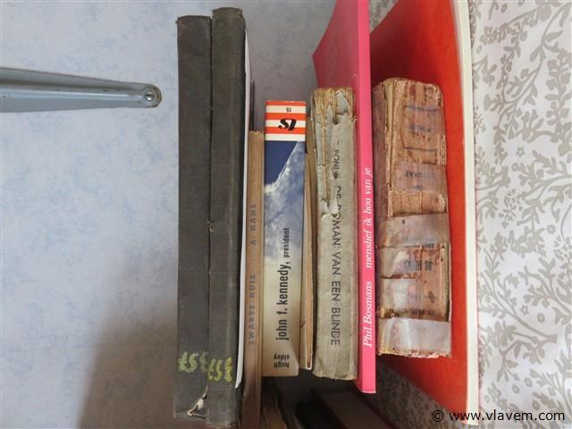 Lot Boeken (Boven)