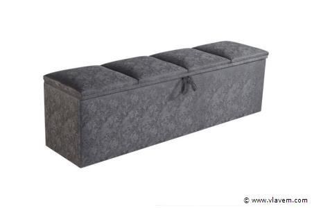 Furla Trento bank met opbergruimte 180 cm