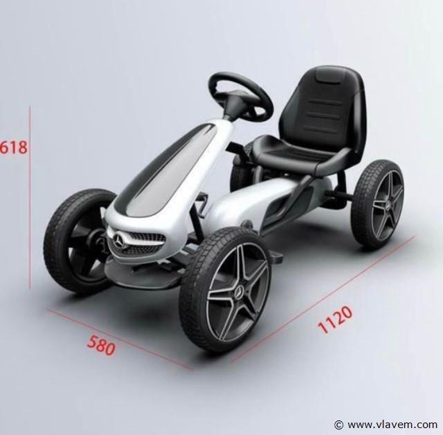 Mercedes skelter