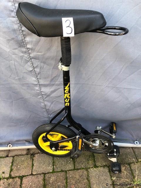 1wiel fiets