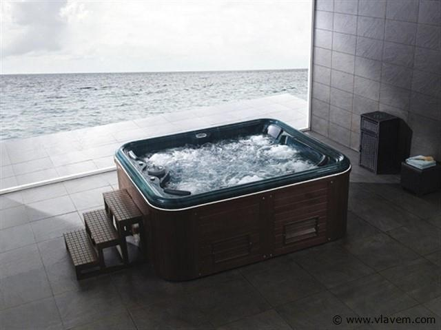 outdoor spa blauw bad vlavemcom