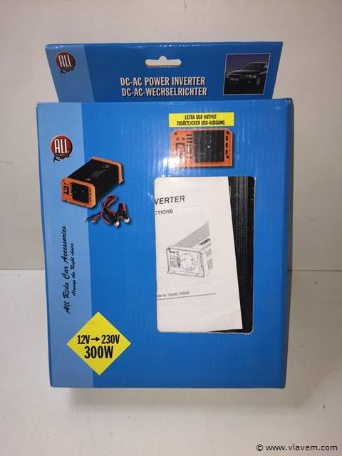 DC-AC Power inverter