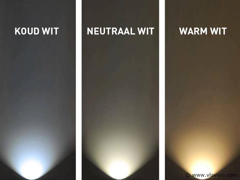 50 st. 10 watt E27 LED lampen - 3000 K | Vlavem.com