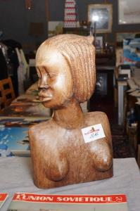 Congolees beeld hoogte 44 cm