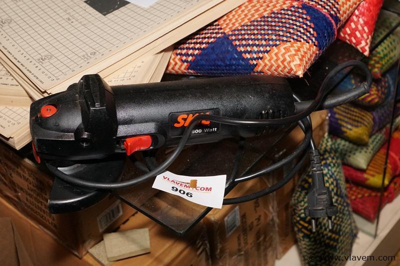 Haakse slijper merk Skill 600 watt