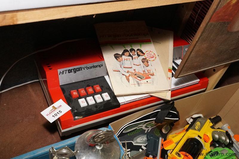 Elektrisch orgel collectors-item