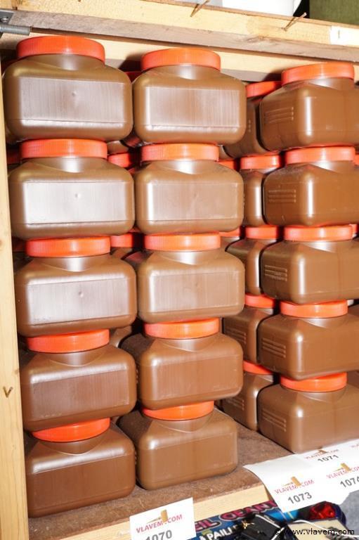 potten met deksel